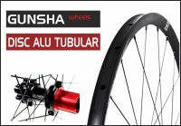 Disc Alu Tubular 28/29