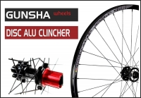 Disc Alu  Clincher 28/29