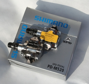 MTB- und Cyclocross Pedal Shimano PD 520