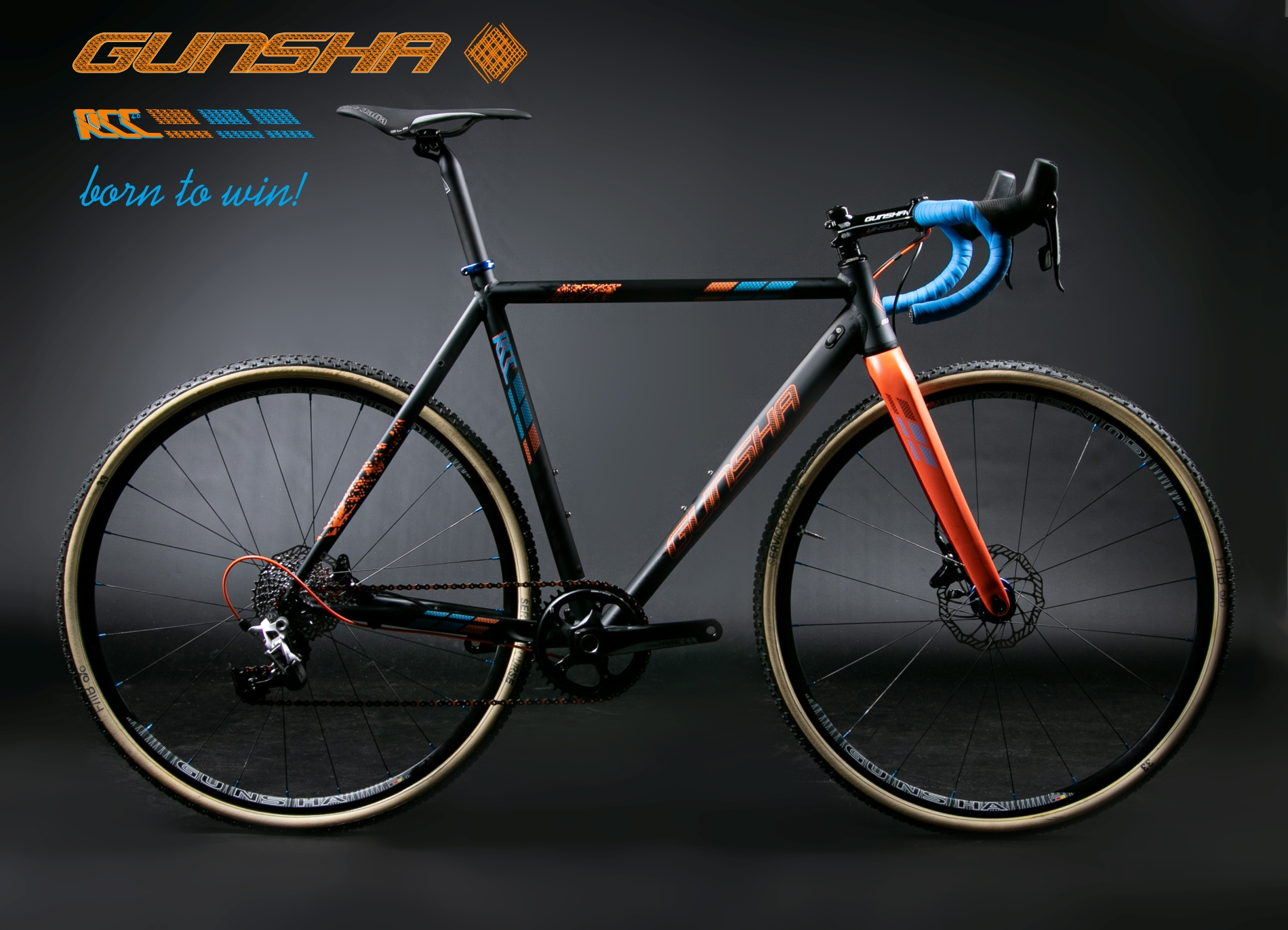 Cyclocross Bike  RCC 4.0 Disc Race Edition (ab)