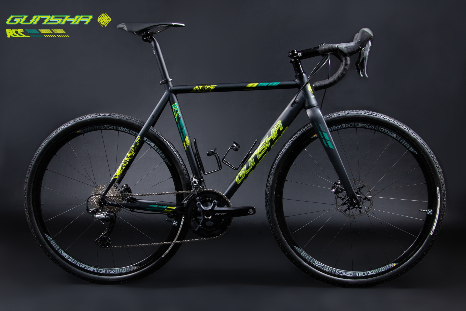 Cyclocross Bike  RCC 4.0 Disc  - Gravel Edition -