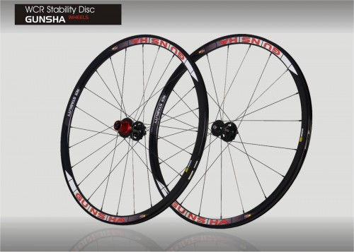 WCR Alloy Stability Disc