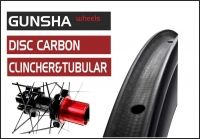 Carbon Clincher & Tubular  Disc