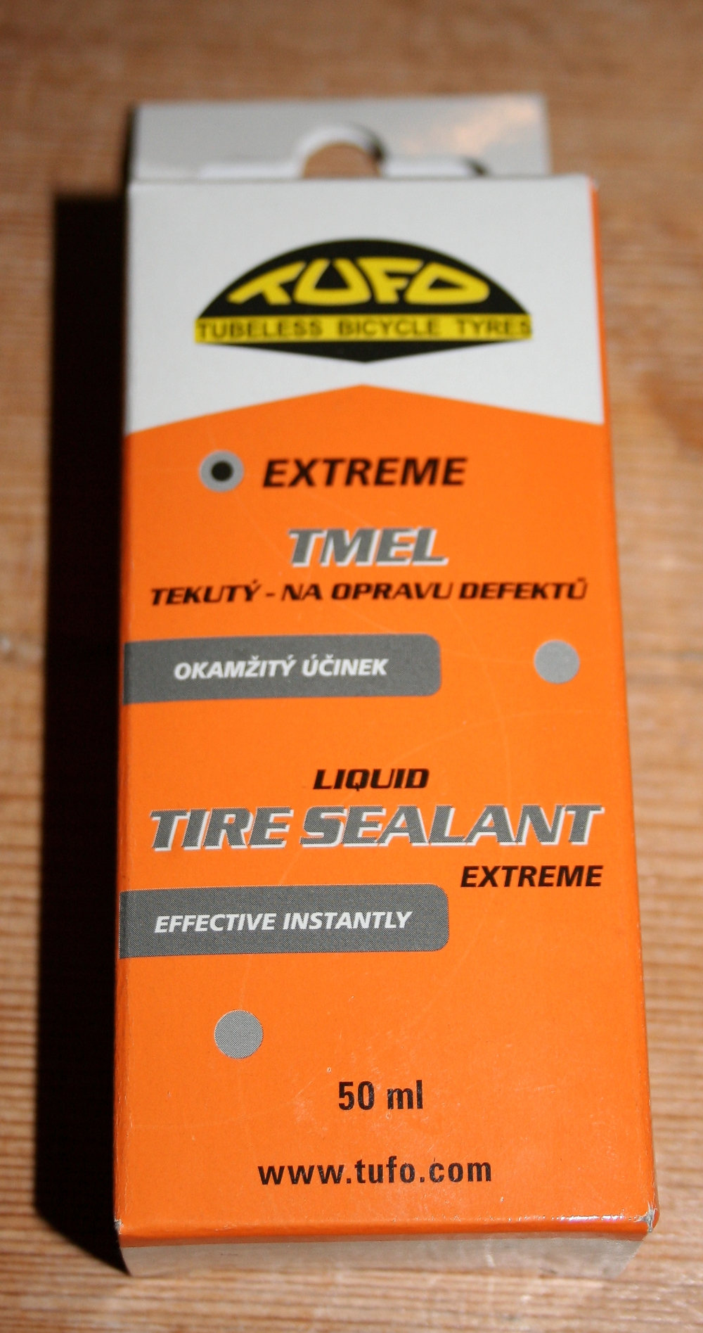 Tufo Dichtgel Extreme 50 ml für Schlauchreifen