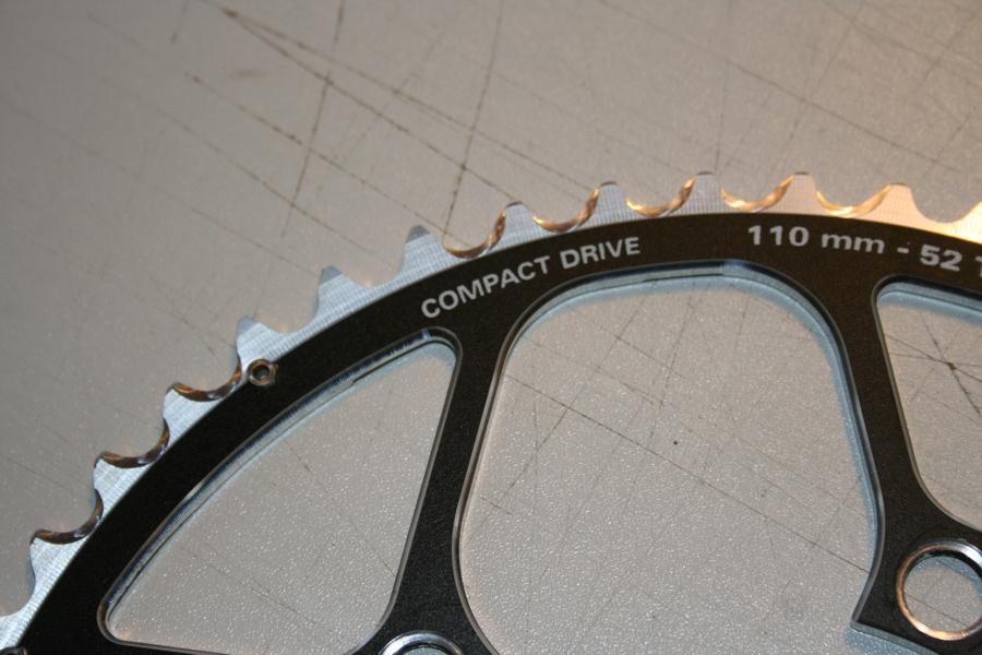 Kettenblätter CNC  Typ TA 110 LK 42, 44, 48