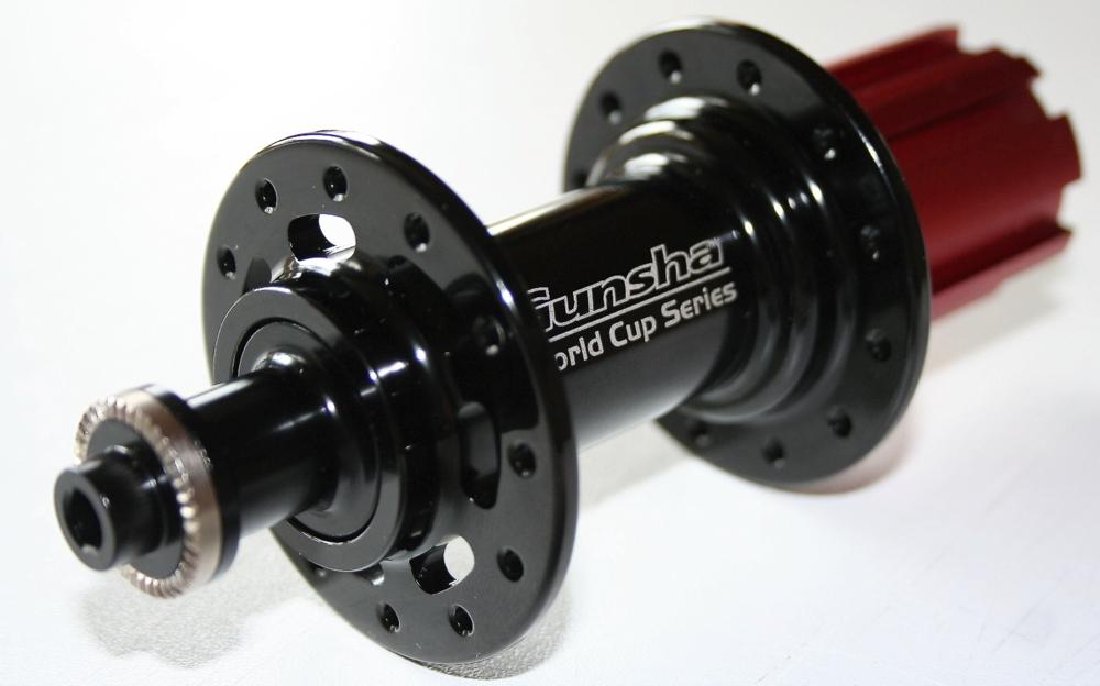 Gunsha S-Light Rear Hub