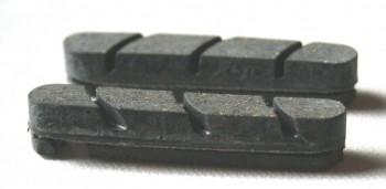 Bremsbeläge f. Gunsha Carbonfelgen Typ Tubular
