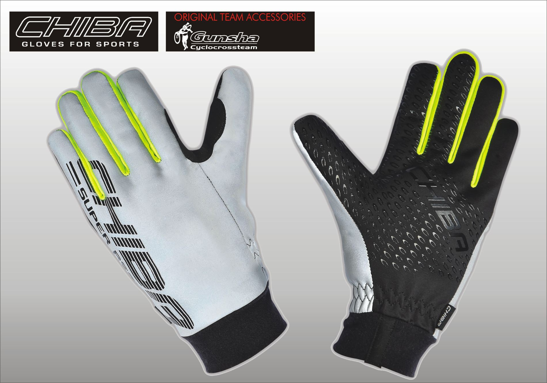 Chiba Gloves Pro Safety