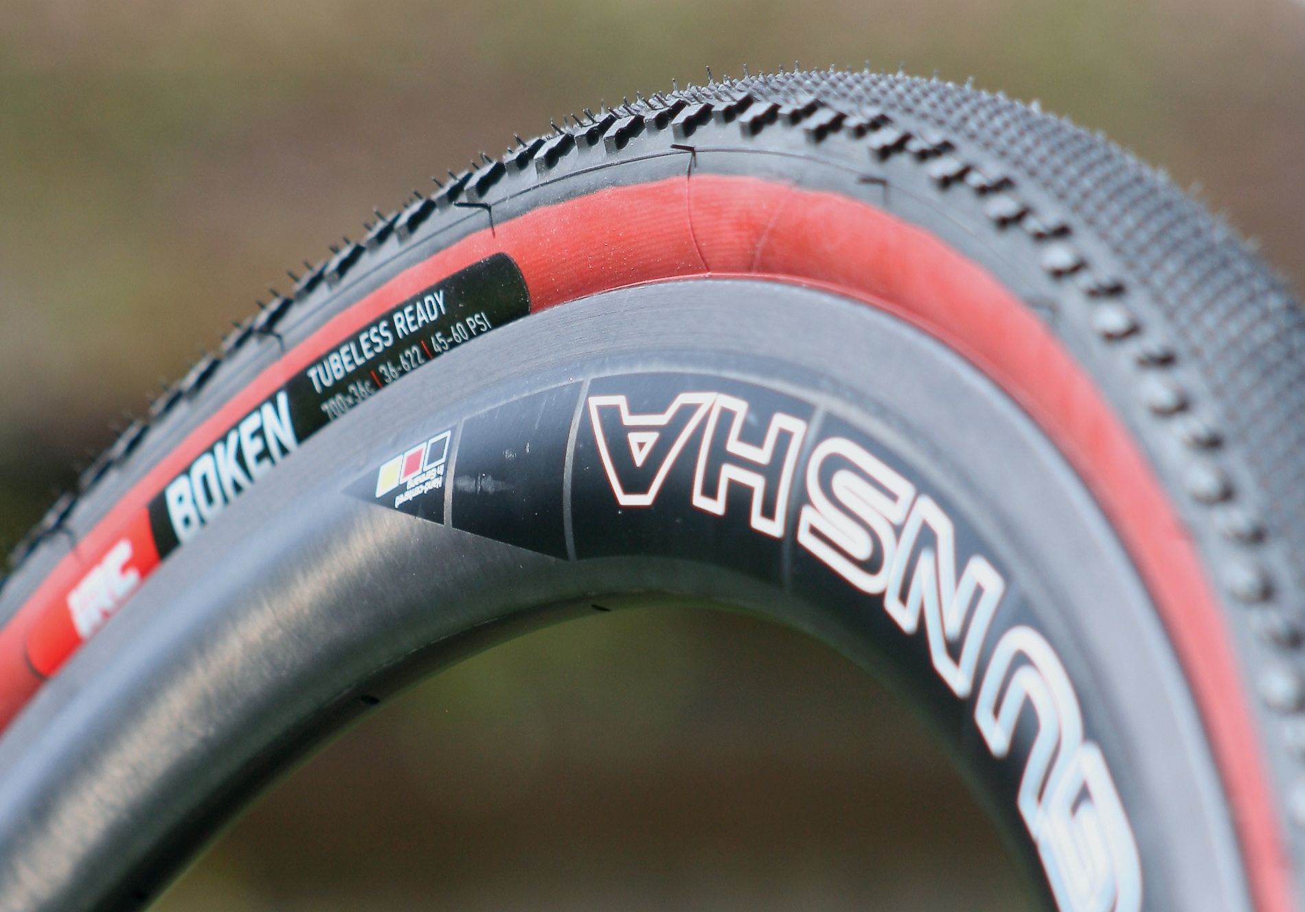 IRC Boken  - Tubeless Ready