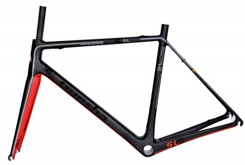 Frameset Carbon S-Light