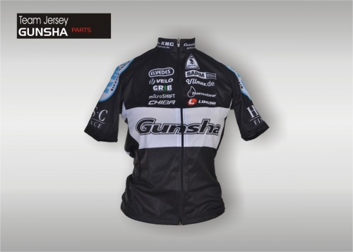 Gunsha Team Jersey short sleeve