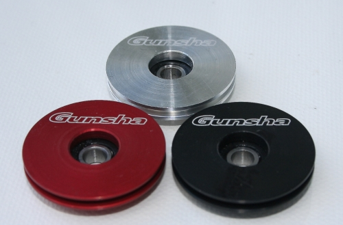 Umwerfer Umlenkrolle / Pully CNC