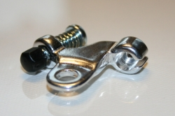 Bremskabelgegenhalter f. Montage an ST-Klemme