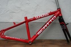 Scatto  Junior 26  CX Rahmen
