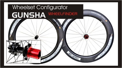 Check out our Wheelset Configurator